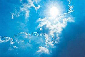 Gökyüzü Gergi Tavan Resimleri