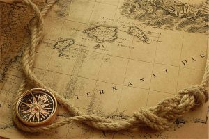 Harita Gergi Tavan Resimleri