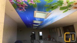 gergi tavan resimleri modelleri